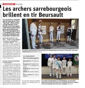 Ch de France Beursault