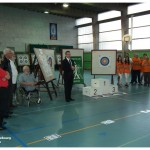 Le mot de la fin a Monsieur fabien DI FILIPPO chargé des Sports de Sarrebourg