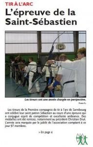 RL du 240116 Saint Sébastien la Une