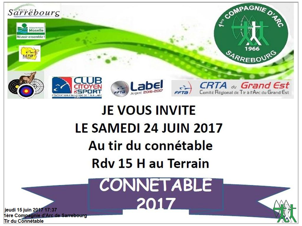 invitation connetable 2017